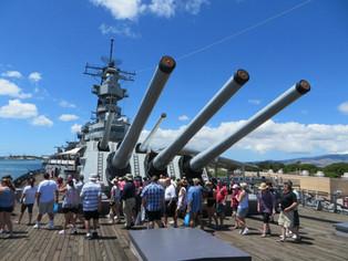 戦艦ミズーリはなぜパールハーバーに在るのか(1)