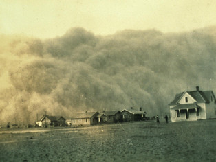 ダストボウル:オクラホマの砂嵐は何を生みだすか?