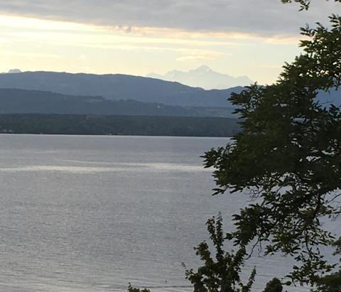Ce que les écrivains étrangers ont écrit sur Lac Léman. Partie I