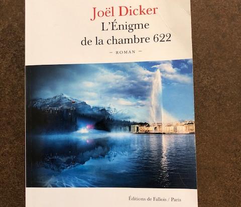Joël Dicker's 'L'Énigme de la Chambre 622', aussi un livre pour non-francophones?