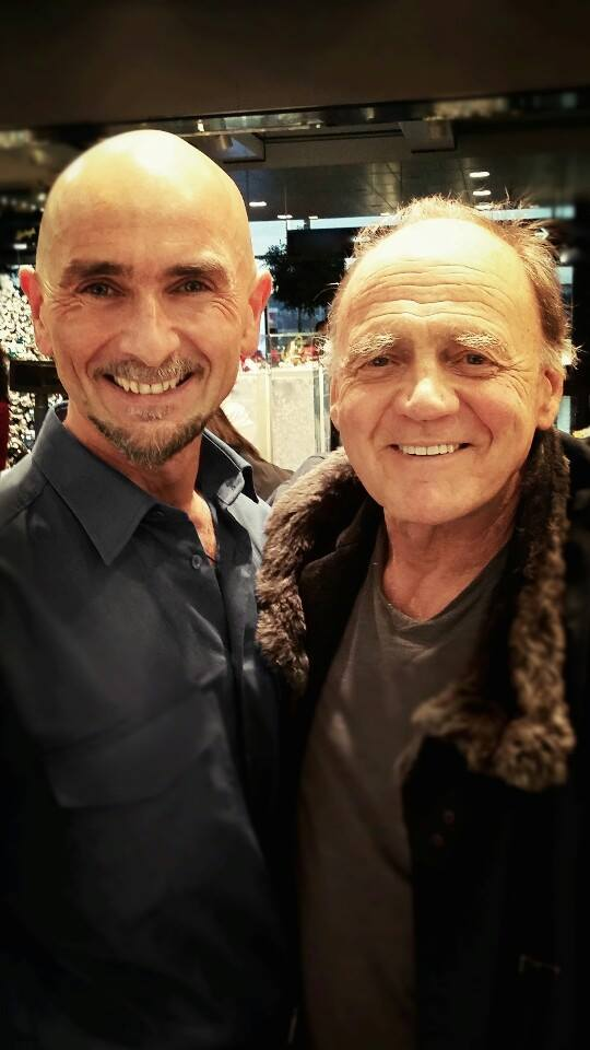 Mr. Bruno Ganz