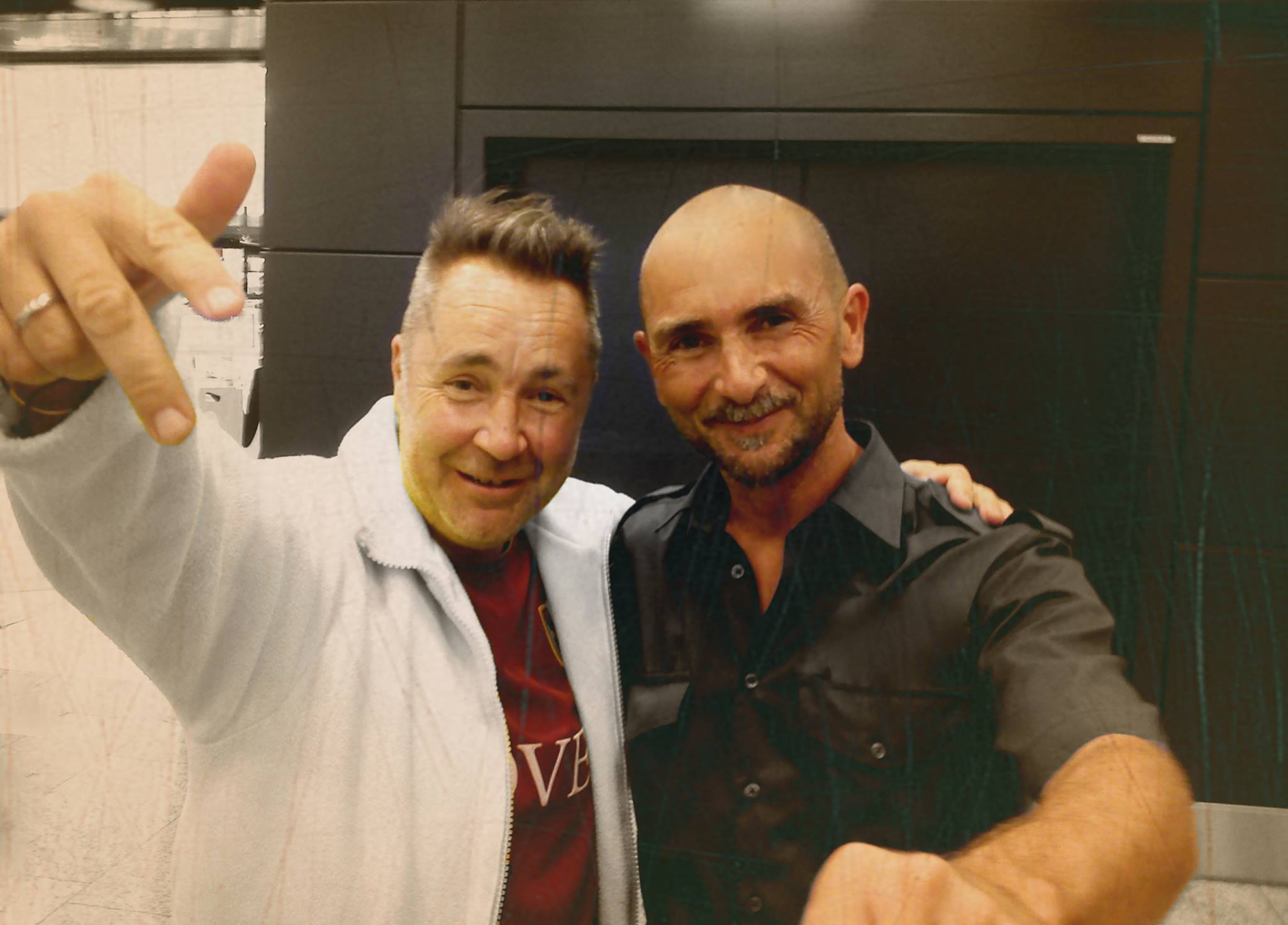 Mr.Nigel Kennedy