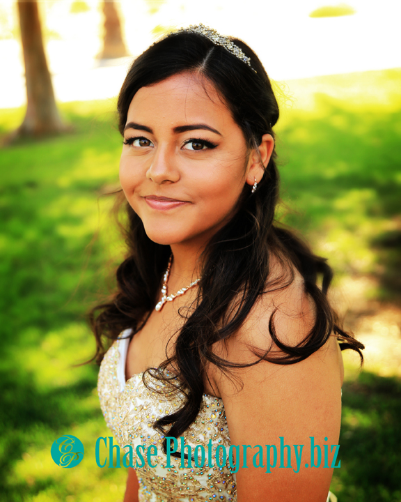 Quincenera Hair and Makeup