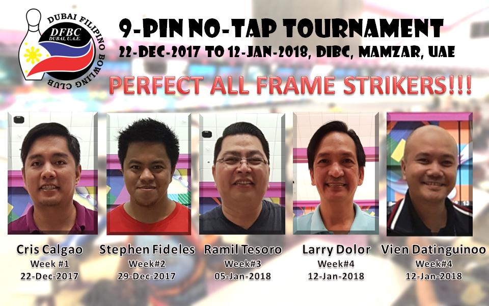 DFBC No-Tap Tour (300 Players)