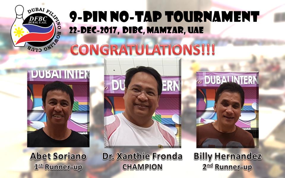 DFBC No-Tap Tour (2017-12-22)