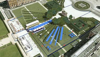 projet Archery World Cup Final Paris France