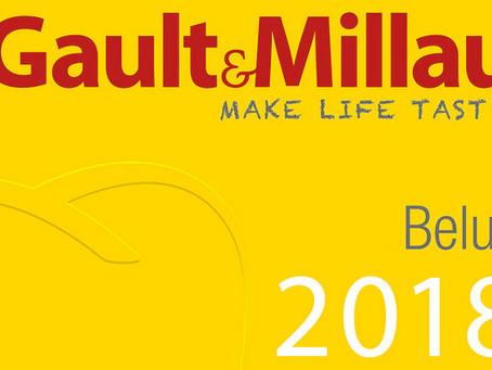 Klavertjevier wint Gault&Millau prijs
