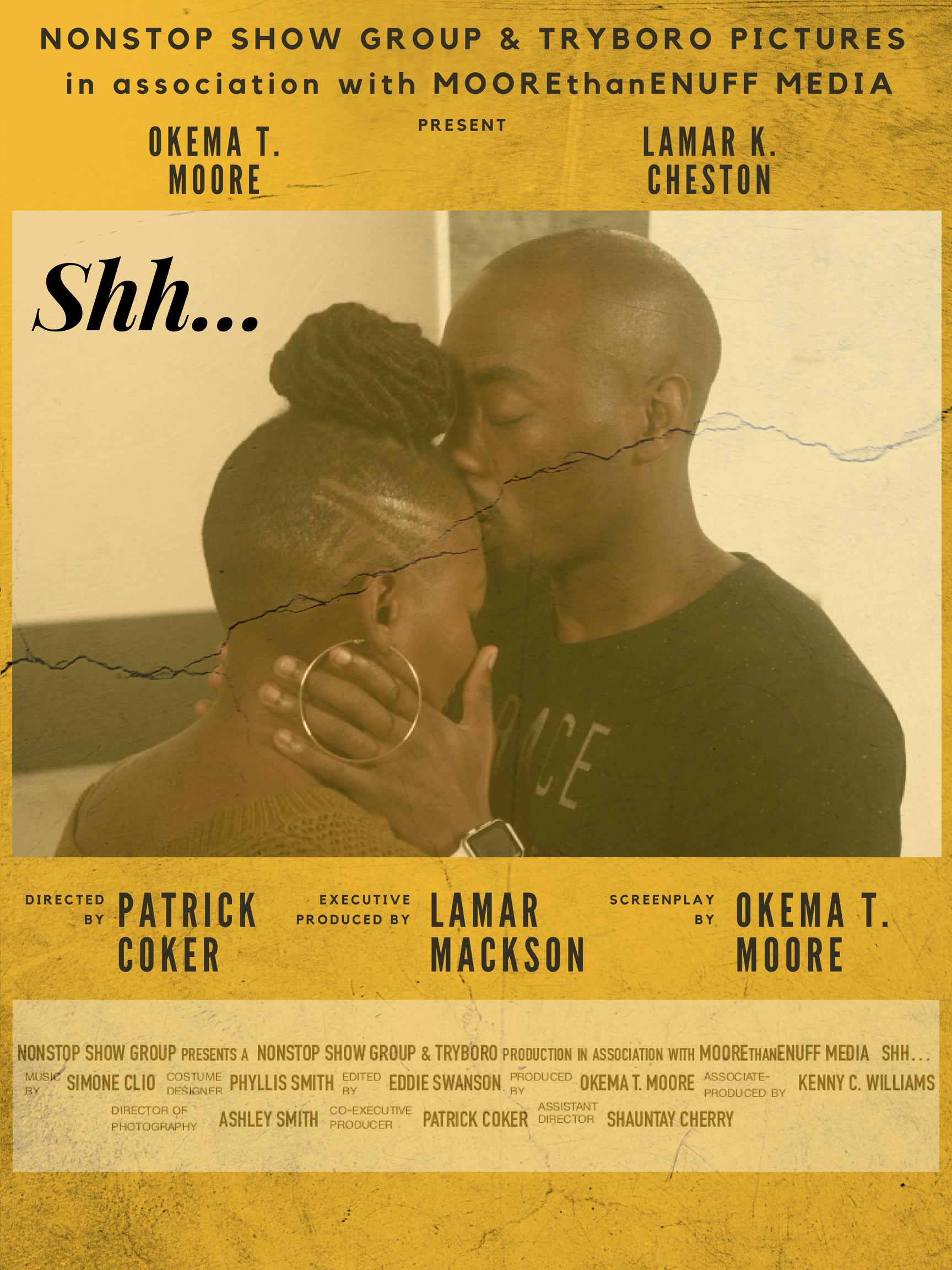 Okema's 1st Short Film Shh...