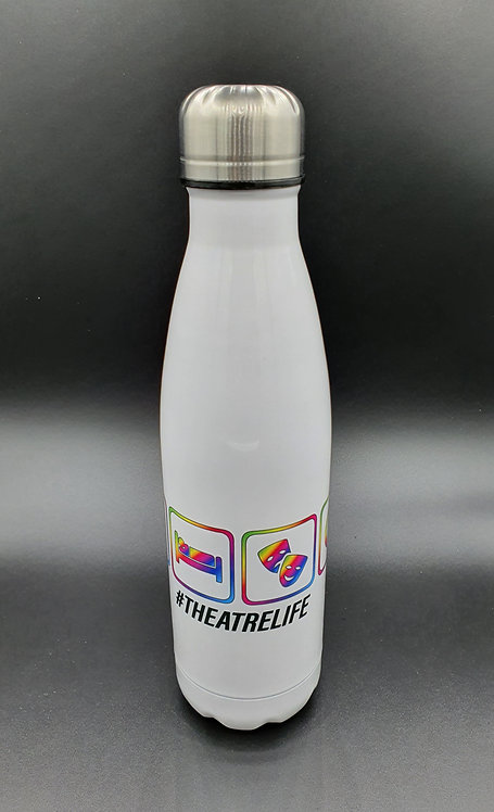 Theatre Life - Multicolour Double Insulated Stainless Steel Water Bottle