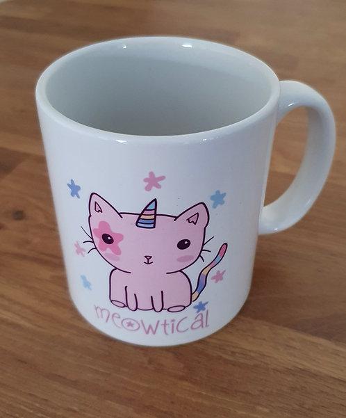 Meowtical Mug