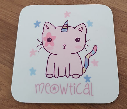 Meowtical Coaster