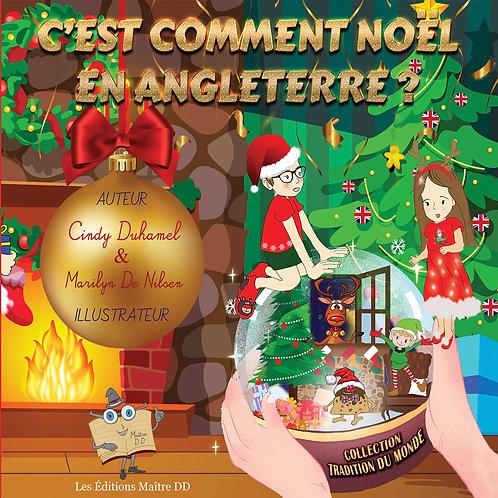 C'est comment Noel en Espagne ? - Marilyn De Nilsen & Cindy Duhamel
