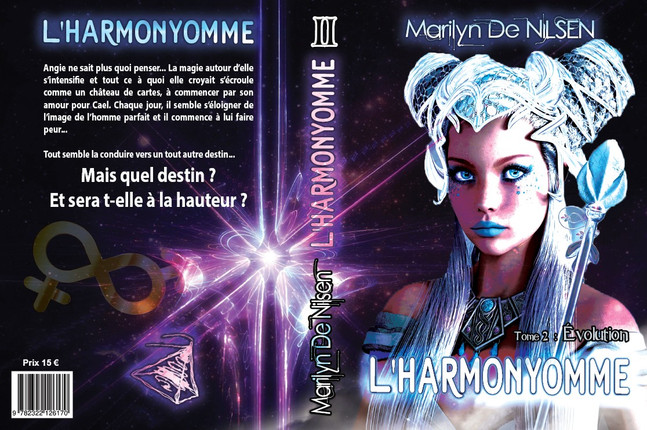 L'Harmonyomme - Tome 2