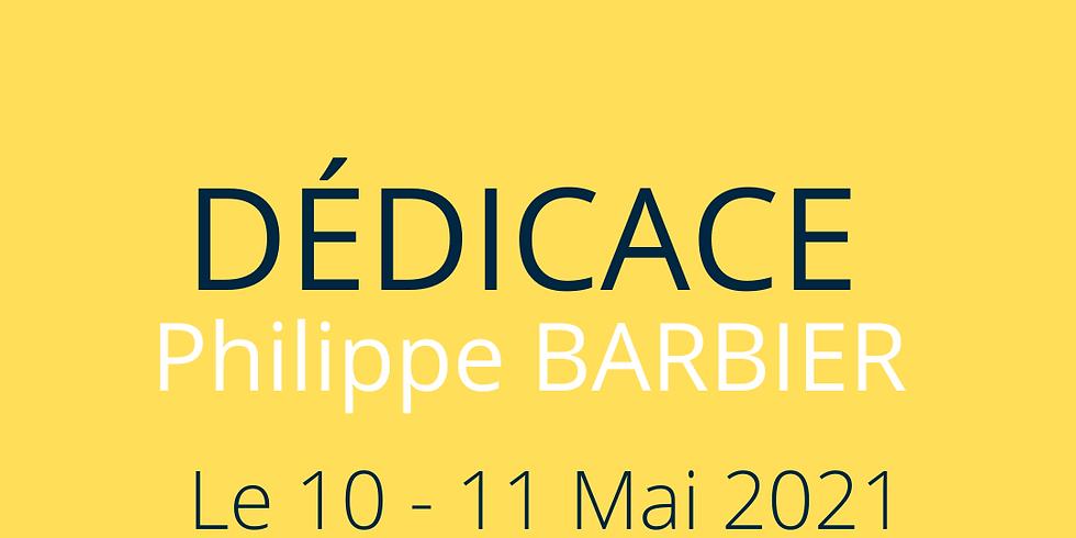 Dédicace : Philippe BARBIER - Auteur de Poésie - Peintre