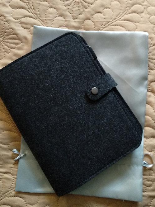 A6 - Il était un fois mon journal - Création agenda personnel - Modèle unique