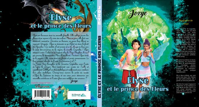 Elyse et le prince des fleurs