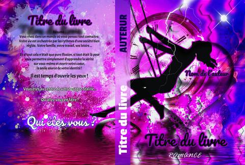 Couverture romance jeunesse