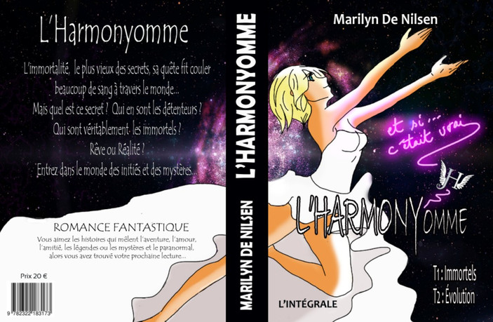 L'harmonyomme, l'intégrale de Marilyn De Nilsen