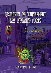 Histoire de confinement - Martine Borg (