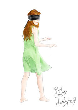 AURIELLE - Illustration - De Marilyn