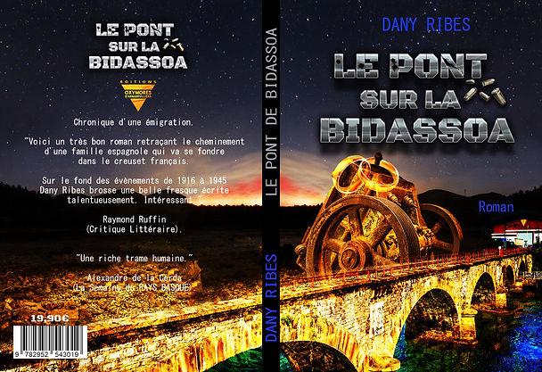 COUVERTURE DANY RIBES - Le pont sur la b