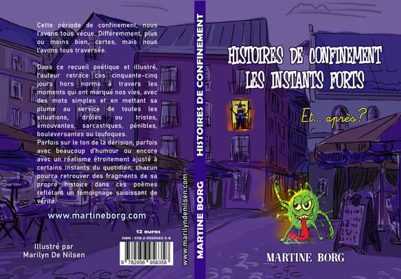 Histoire de confinement - Martine Borg.j