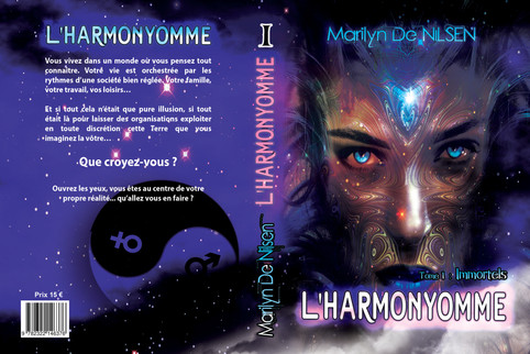 L'Harmonyomme - Tome 1