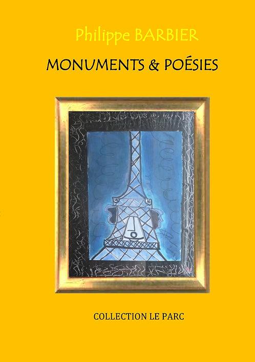 Poésies & Monuments - Philippe Barbier