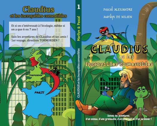 Claudius et les incroyables comestibles de Pascal Alexandre