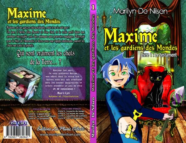Maxime et les gardiens des Mondes