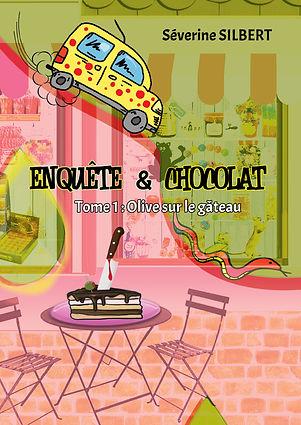 Enquête et chocolat - couverture format