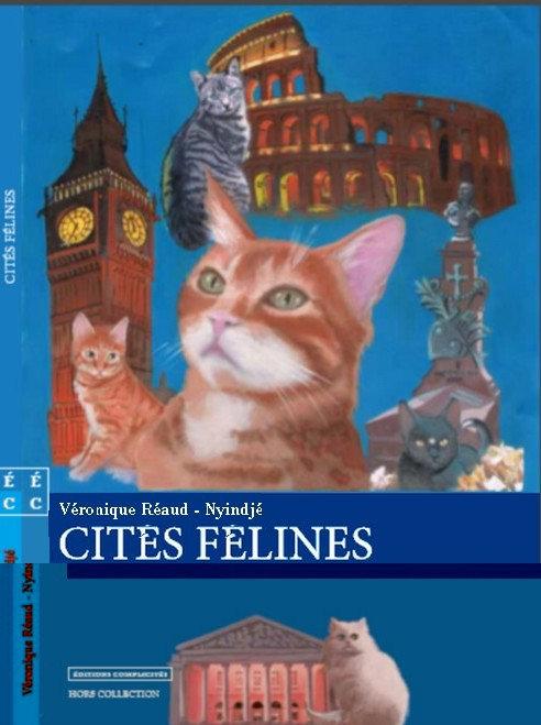 Cités Félines - Véronique Réaud