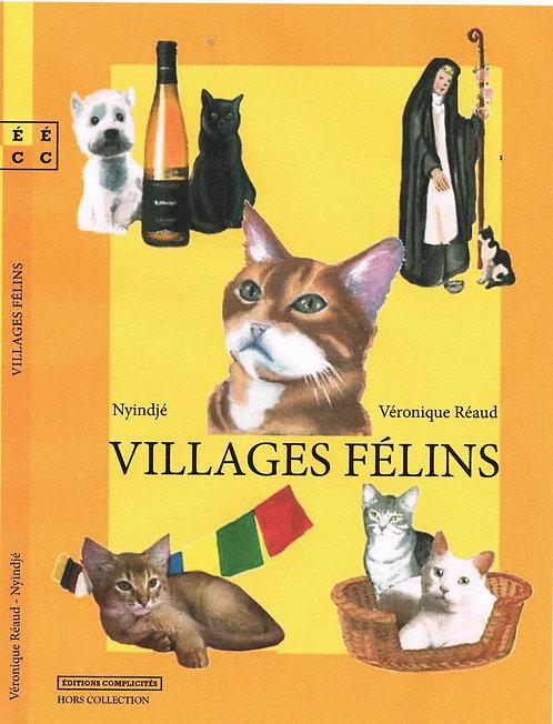 Villages Félins - Véronique Réaud