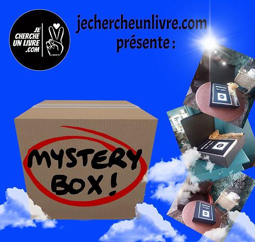 MYSTERY BOX - BLEU