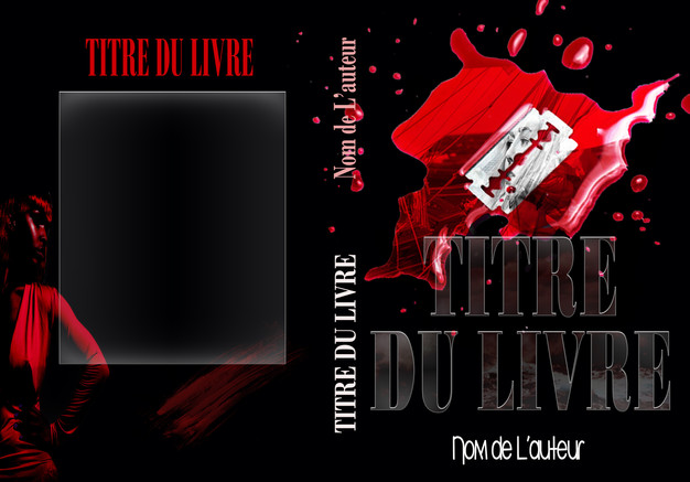 Couverture Thriller 1