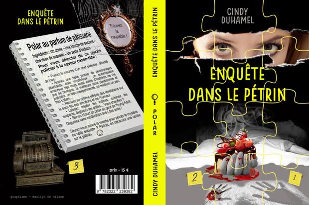 Enquete dans le pétrin - Cindy Duhamel (