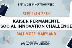 Social Innovation Challenge - September 24th-25th