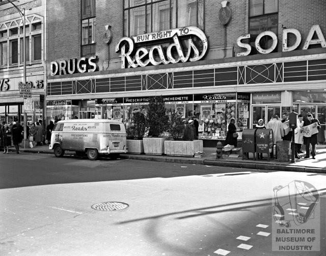Read's Drug Store