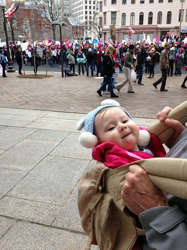 YOungest Marcher 2