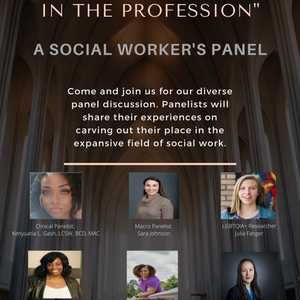CSWF Social Work Panel Today (March 31)