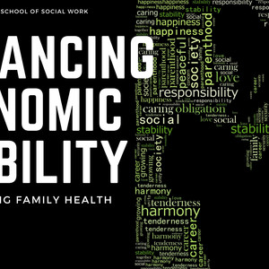 SSW Homecoming March 9: Strengthening Family Health -  Advancing Economic Stability