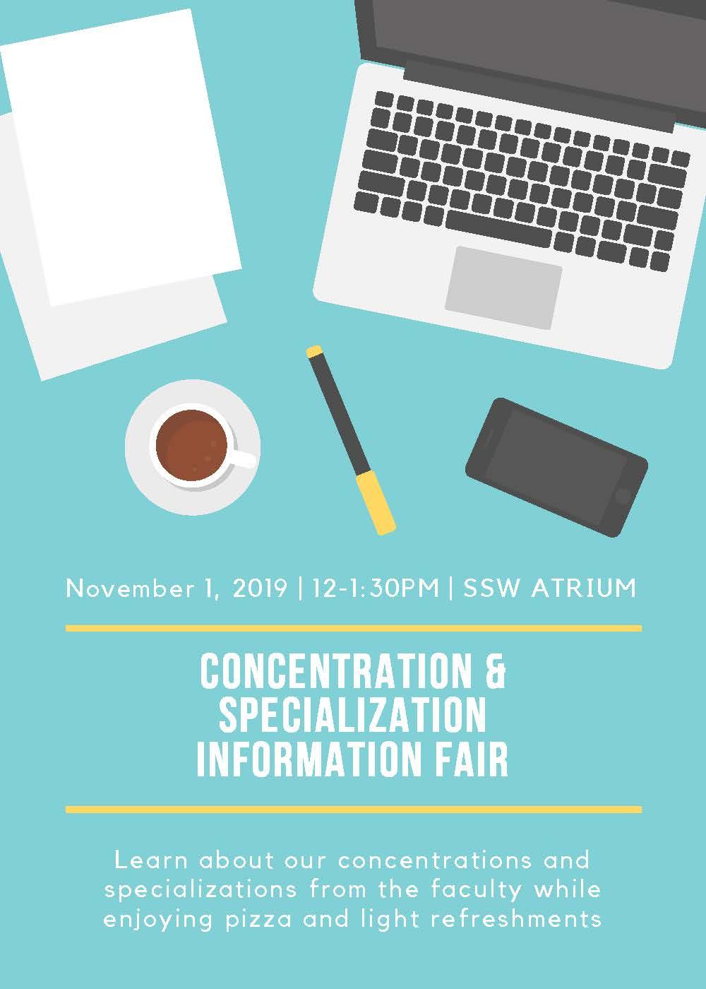 info fair poster