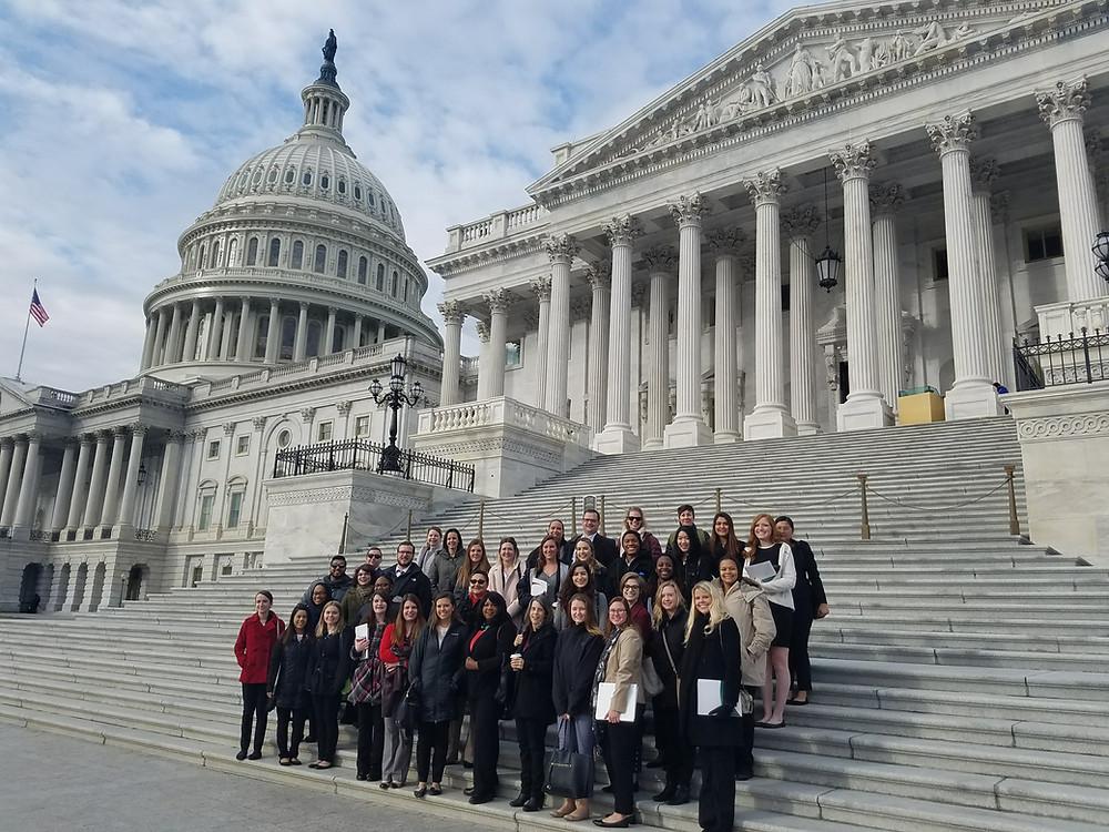 HEALS Scholars in DC