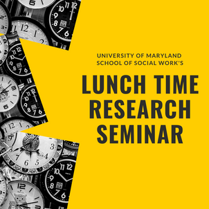 Lunch Time Research Seminar Featuring our Faculty Sabbatical Returners September 17