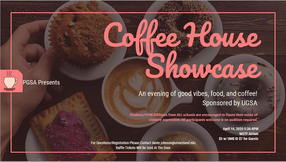 coffee house promo slide