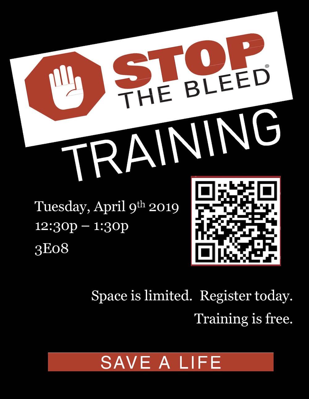 stop bleed training