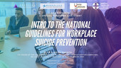 Dr. Frey to do Facebook Live about Workplace Suicide Prevention National Guidelines