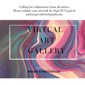 Virtual Art Gallery - Call for Submissions