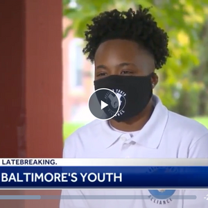 Liggett-Creel Talks with WBAL TV on Trauma and Healing in African American Communities