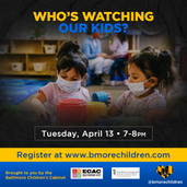 Town Hall on Prioritizing Early Childhood During COVID & Beyond - April 13